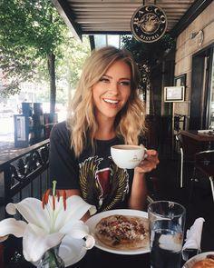"2,599 Likes, 11 Comments - MELISSA MERK (@melissamerk) on Instagram: ""Breakfast in Seattle ☕️"""