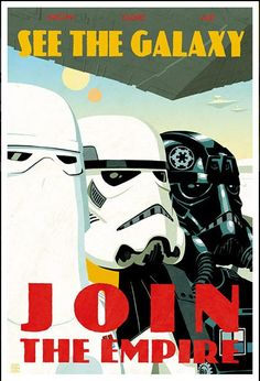 We want YOU to be a Stormtrooper.