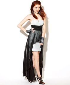 cute strapless dresses for juniors « Bella Forte Glass Studio