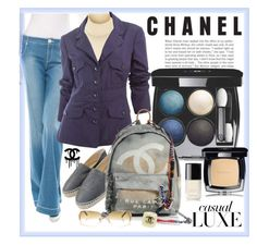 """""""Casually Chanel"""" by tanyabishop-icovetfashion ❤ liked on Polyvore featuring Chanel and Étoile Isabel Marant"""