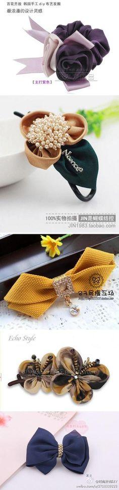 Los accesorios para el cabello qingshunv