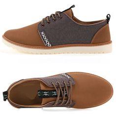 Casual shoes men Big Size Shoe footwear sneakers men shoes oxfords men's casual canvas sneakers