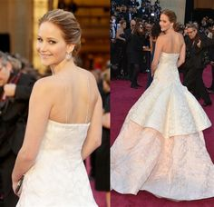 Fashion hits and misses: The 2013 Oscars | Gallery | Wonderwall, Jennifer Lawrence