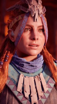 Horizon: Zero Dawn - Aloy