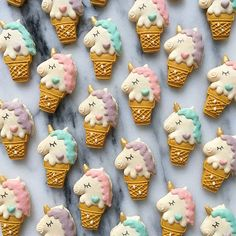 Os macarons inspirados em unicórnios que estão a deixar a Internet a salivar | Tá Bonito