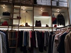 Steven Alan store in New York. Travel Guide NYC. #fashion #shopping