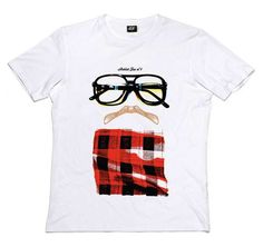 The United Arrows 55 DSL Artist Tee Series is Hot and Hip #andywarhol trendhunter.com