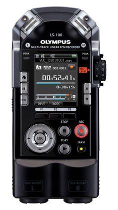 Olympus Polska pokaże między innymi rejestrator dźwięku model LS-100. Dziennikarze będą mogli się przekonać, że to zaawansowane narzędzie wygodnego, wielościeżkowego nagrywania ze studyjną jakością. Podobnie jak siostrzane modele serii LS, nowy LS-100 zapewnia najwyższą jakość nagrań dźwiękowych zapisywanych w nieskompresowanej postaci 96kHz/24bity w linearnym formacie PCM.  Zapraszamy na Targi Press Photo Expo 10 grudnia do Press Clubu.