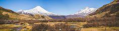 Volcán Antuco y Sierra Velluda. Panorámica. BioBio by chris_rubilar_araya via http://ift.tt/28RwPZ7