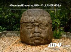 """La #TerminalEjecutivaADO te lleva a #Villahermosa, donde encontrarás diversión, entretenimiento y cultura. ¡Atrévete disfrutar el """"edén"""" de México!  Consulta horarios y precios en: www.ado.com.mx"""