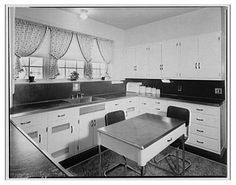 kitchen design history. The Woman Who Invented the Kitchen A kitchen design product of Gilbreth s  efficiency studies model created by Lillian for optimum