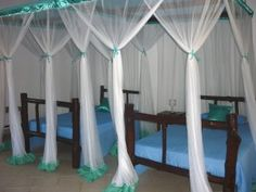 Maua Lodge- standard room with 2 beds and en-suite bathroom, an extra bed can be added