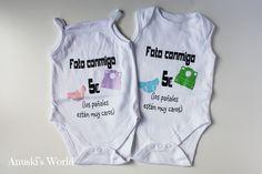 Bodies bebé divertidos - Anuski´s World