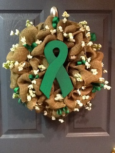 1000 Images About Green Kidney Cancer Amp Organ Donation