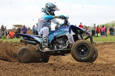 AMA Racer Chad Wienen Takes Overall Win at ATVMX Series Opener