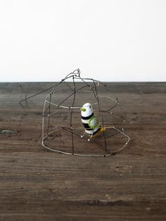 Wire Bird Mobile - rikumo japan made