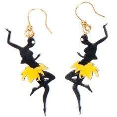 Josephine Baker earrings Prada s/s 2011