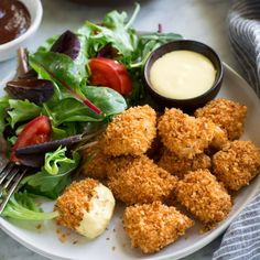 Chicken Nuggets (Oven Baked) - Cooking Classy - Healty for All People Homemade Chicken Nuggets, Baked Chicken Nuggets, Chicken Nugget Recipes, Oven Baked Chicken, Crispy Chicken, Lemon Chicken, Grilled Chicken, Healthy Cooking, Cooking Recipes