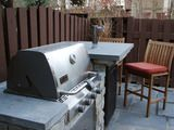 How To Install A Grill Unit With Thin Stone Veneer And A Kegerator