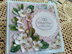 Papierowo zakręcona    : W dniu ślubu