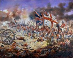Batalla de Assaye - 74th Highlanders