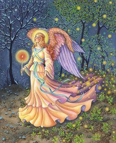Barbara Lanza Guiding Angel