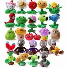Amazon.com: Pacificcentury Plants VS Zombies Plush Toy Doll Mashroom: Toys & Games