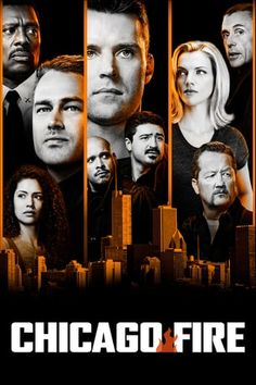 NBC's so pleased with the performance of the Chicago Med, Chicago Fire, and Chicago P. that they given all three series renewal orders for the season. Chicago Fire Serie, Chicago Fire Saison 1, Chicago Shows, Jesse Spencer, Series Online Free, Tv Shows Online, Taylor Kinney, Tv Series To Watch, Action Movies
