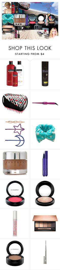 """Cute, Quick & Easy Back To School Hairstyles!"" by oroartye-1 on Polyvore featuring beauty, TRESemmé, Tangle Teezer, BaByliss Pro, Monsoon, Chantecaille, By Terry, MAC Cosmetics, Barry M and Clarins"