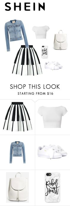 """Untitled #8"" by amina22051 ❤ liked on Polyvore featuring Helmut Lang, Paige Denim, Puma, Everlane and Casetify"