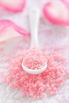 """rose sugar"" How do you make this? Is it flavored or just colored? If flavored I would love to make cotton candy with it!!!!"