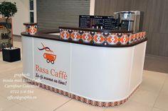 Graphis Advertising - Productie Publicitara: Insula Mall - Basa Caffè