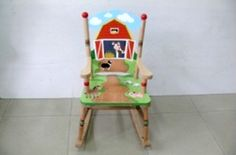 Furnish.com.au - Farm Collection, Rocking Chair , $125.00 (http://www.furnish.com.au/kids/kids-bedroom-furniture/tables-chairs/rocking-chairs/farm-collection-rocking-chair/)