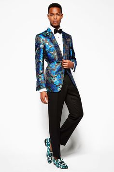 Tom Ford menswear ss14 - no one does a jacket like Tom Ford