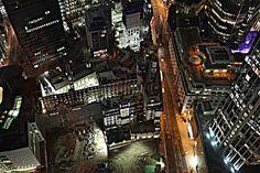 Vardi Koupiyi Portfolio View from Sushi Samba aerial photo, London