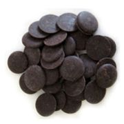 Divine 100% wafers. Sometimes called raw chocolate, pure cacao or cocoa mass is the actual technical term for chocolate liquor.