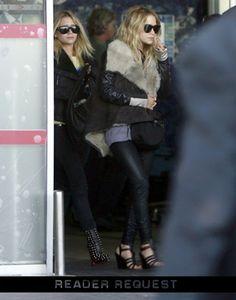 P I N K F L A R E // BACKSTORY: PF's Style Crush: Olsen Twins