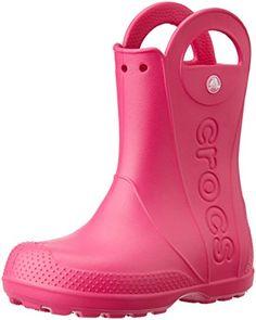 529e8eac704db0 Crocs Kids  Handle It Rain Boot – K