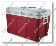 40lt THERMO ELECTRIC COOLER Features: Cooling Performance 12 to 18 degrees below ambient Heating perf. 55-65c  12volt / 220 volt  Power consumption 48watts  Packed Weight: 8.80KG  Packed Dimension: 59X45X42cm