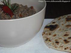 Chili & Cannella: Chili con 'nduja e Tortillas all'aglio