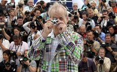bill murray is the coolest guy in the world