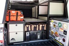 Goose Gear, all packed up and ready to go.