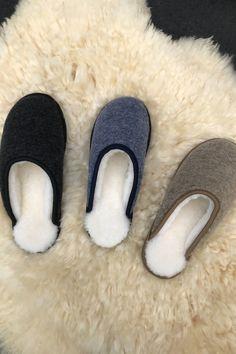 Slippers, Shoes, Fashion, Felting, Moda, Zapatos, Shoes Outlet, La Mode, Fasion