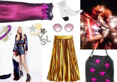 Daily mood - 80's disco bling