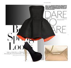 """Bez naslova #139"" by allanaaa11 ❤ liked on Polyvore featuring moda, H&M, Parlor, Giuseppe Zanotti e MICHAEL Michael Kors"