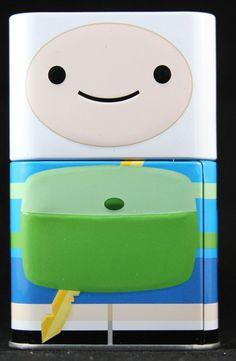 blindboxes - Adventure Time Sealed Blind Box (Finn Tin), $10.99 (http://www.blindboxes.com/adventure-time-sealed-blind-box-finn-tin/)