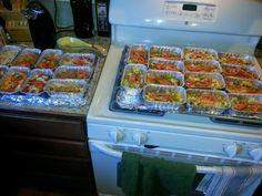 Just Another Beautiful Day!: THM Freezer meals - 2