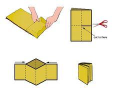 HOW TO - Make a paper bag book