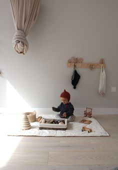 Natural Baby Toys (Grasp & Gather and Happy Little Folks)