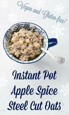 Vegan Instant Pot Ap
